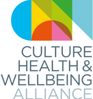 Culture, Health and Wellbeing Alliance logo
