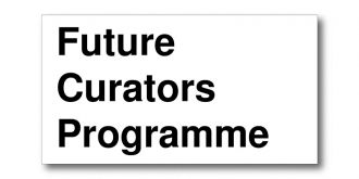 Logo that reads Future Curators Programme