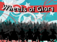 Wheels of Glory image taken from the first page of the game
